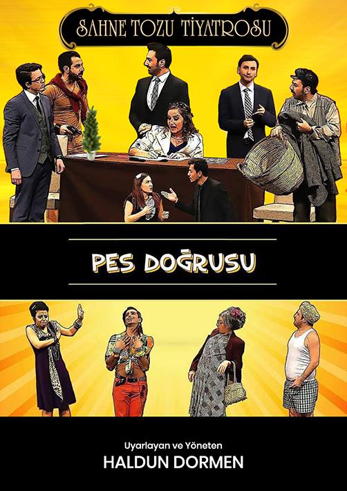 Sahnetozu.com Pes Doğrusu